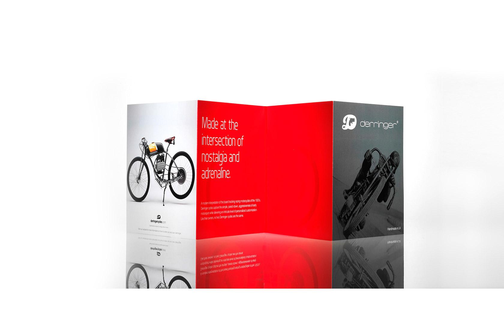 DERRINGER CYCLES X MAMUS